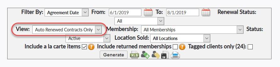 Membership report FAQ