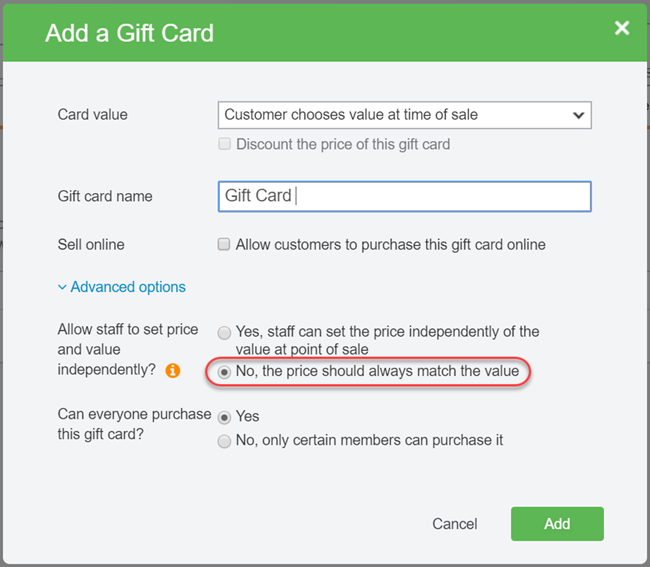 Why Is The Gift Card Balance 0 00 If My Client Hasn T Redeemed It Yet