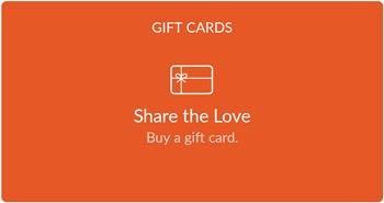 Buying gift cards – MINDBODY® App
