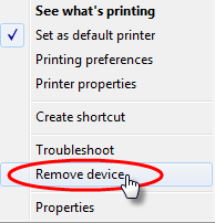 My printer is not printing  How can I troubleshoot before I