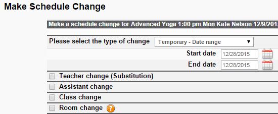 enrollments how to edit a scheduled enrollment
